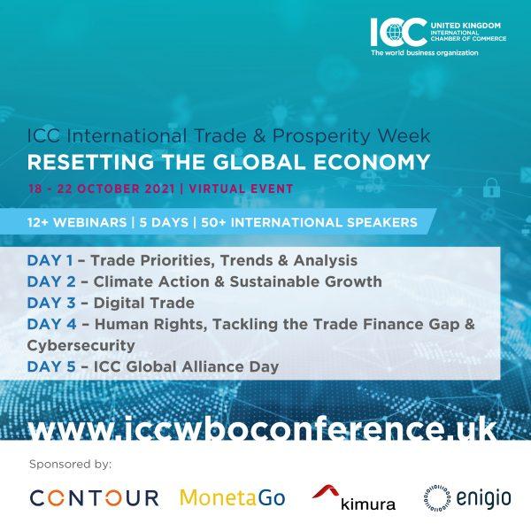 ICC International Trade & Prosperity Week 2021